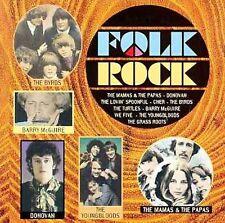 : The Best of Folk Rock  Audio Cassette