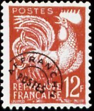 """FRANCE PREOBLITERE TIMBRE STAMP N°111 """"TYPE COQ GAULOIS 12F """" NEUF (x) TB"""