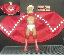 Wwe Mattel Elite Custom Hulk Hogan Thunder Lips Rocky 3 fully playable Figure