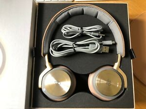 Bang & Olufsen Beoplay (B&O) H8 Wireless On-Ear Headphone with Noise Cancelling