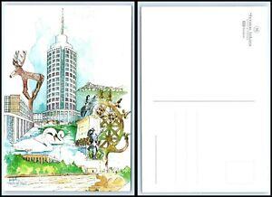 TURKEY Postcard - Ankara, Sheraton Ankara Hotel & Towers AP