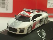 "HERPA AUDI r8 v10 plus safety car"" 24h Nurburgring"" - 102001 - 1/87"