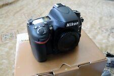 Open box Nikon D610 24.3MP Digital SLR Camera - Black (Body Only)