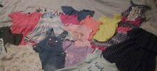 Girls Clothing Mixed Lot Size 6, 6x, Small