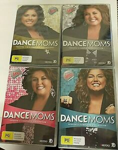 Dance Moms : Season 1-5 (DVD, 2016, 36-Disc Set)