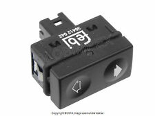 BMW 318i 318is 325i 325is (1992-1993) Window Switch with Tip Function (Black)
