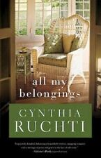 NEW - All My Belongings by Ruchti, Cynthia
