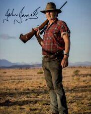 John Jarratt Signed 10x8 Autograph Photo - Wolf Creek - Mick Taylor - Horror COA