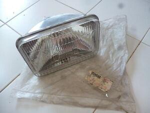 YAMAHA RXS RXK RXZ RXZ135 RXS100 RX115 HEAD LIGHT LAMP NOS 55G-H4320-V0
