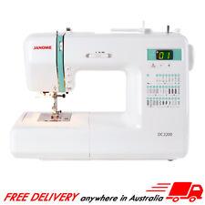 Janome DC2200 Computerised Sewing Machine + BONUS
