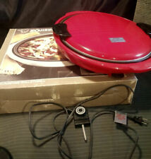 Zojirushi Gourmet Sizzler EHMC-12 *RED* Non-Stick Electric Skillet/Grill