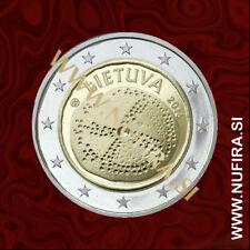 2016 Lithuania 2 EUR (The Baltic Culture)