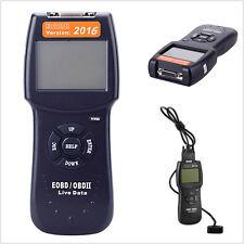 D900 Black Vehicle OBD2 CAN Fault Code Reader Scanner Diagnostic Scaner Tool Kit