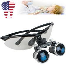 New listing Dentist Dental Surgical Medical Binocular Loupes 3.5X320mm Optical Glass Usa