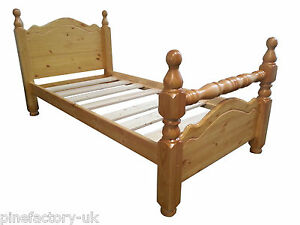 CHARLS PINE  BEDS ALL SIZES AVAILABLE