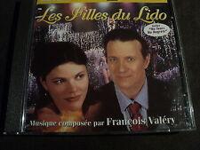 """CD BOF """"LES FILLES DU LIDO"""" Francois VALERY / 14 morceaux"""