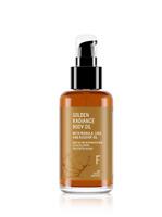 Freshly Cosmetics Golden Radiance Body Oil ESTÁNDAR (100mL) Free Shipping