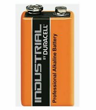 Duracell Industrial 9V PP3 Block Professional Performance Batteries * FREE P&P *