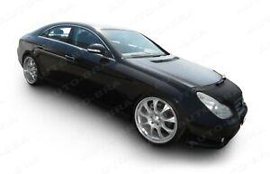HOOD BONNET BRA MB Mercedes-Benz CLS W219 2004-2010 BRA DE CAPOT COVER TUNING