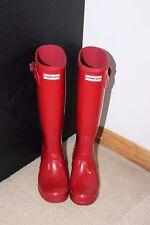 Hunter Rain Boots Sz 5 / 6 EU 37