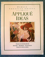 Applique Ideas (Hamlyn Creative Crafts) by Hedi Probst-Reinhardt