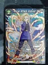 Pincer Attack Android 18  - P-297 - Tournament Pack - Dragon Ball Super Card