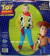 ~ Toy Story - WOODY DELUXE DRESS UP COSTUME