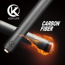KONLLEN Carbon Fiber Pool Cue Shaft 12.5mm UNI-LOC Radial Shaft for PREDATOR CUE