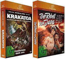 Krakatoa - Doppelpack - Das größte Abenteuer.. Der Rebell / Feuersturm über Java