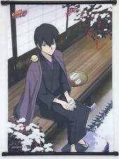 Katekyo Hitman Reborn Kyoya Hibari & Hibird 2 B2 Tapestry Wall Scroll Broccoli