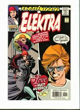 Elektra - 1 Flashback . Marvel 1997- VF / NM