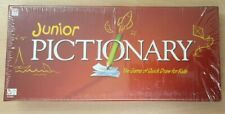 Pictionary Board Game Never Played New & Sealed Junior Version Damaged
