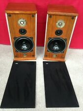 B&W DM4 Bowers and Wilkins Floor Standing Speakers (Please Read Description)