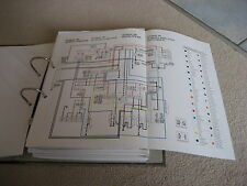 Yamaha FJR 1300 as V esquema eléctrico sistema eléctrico arnés Service information wiring 06