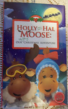Holly And Hal Moose: Our Uplifting Christmas Adventure Build a Bear Workshop NEW