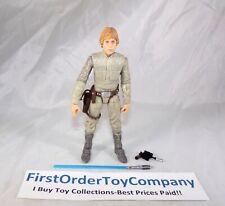 """Star Wars Black Series 40th 6"""" Inch Luke Skywalker Bespin Loose Figure COMPLETE"""