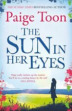 The Sun in Her Eyes by Paige Toon Book The Cheap Fast Free Post