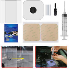Car DIY Glass Chips Crack Repair Tool Kit Windshield Windscreen Stone Damage
