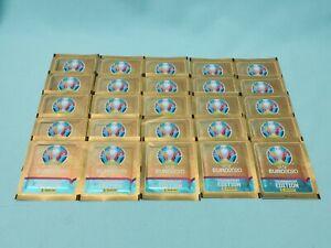 Panini EURO EM 2020 Tournament Edition  25 Tüten / 125 Sticker