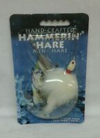 53HHL STRIKE ON HAND-CRAFTED HAMMERIN/' HARE JIG 1//2OZ  CHART//BLACK