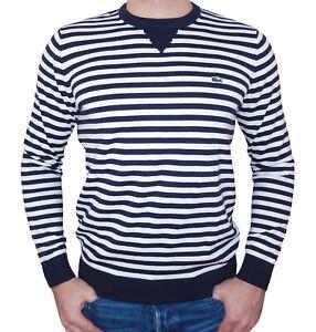 Lacoste Men's Classic Fit Crewneck Fashion Sweater  XL,  XXL,  XXXL Size