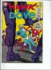 Hawk and the Dove # 4 - VG/FN 5.0 - 1969