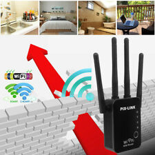 AC1200 WIFI Repeater&Router,2.4G & 5G Wireless Range Extender Booster 300Mbps US
