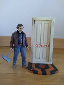 Homemade Horror The Shining Jack Torrance Figure with Base