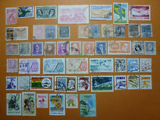 LOT 6185 TIMBRES STAMP POSTE AERIENNE TAXES DIVERS BRESIL BRAZIL ANNEE 1893-1993