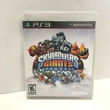 Sony PlayStation 3 PS3 | Skylanders Giants | Game Disc + Case