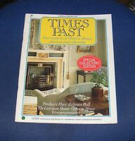 TIMES PAST SPECIAL COLLECTORS EDITION