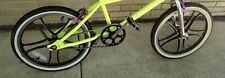 """20"""" INCH APSE OLD BMX WHEEL MAG RIMS FRONT and REAR    MAGS ONLY not the tires"""