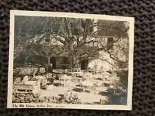 The Old Colony Coffee Inn, New Norfolk - Sma Photo Card