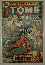 Tomb Of Darkness 30c Variant ***extremely rare***